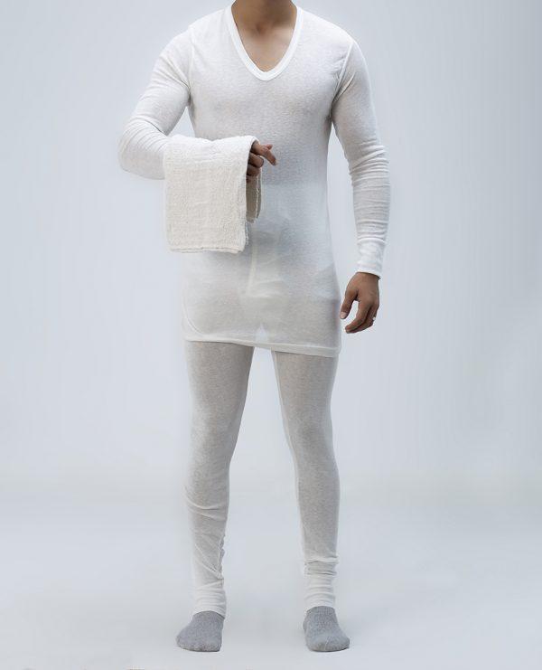 Kit de roupa interior de algodão de inverno com toalha EpiTex Portugal